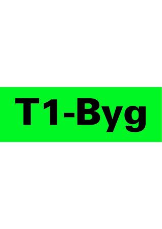 T1-byg
