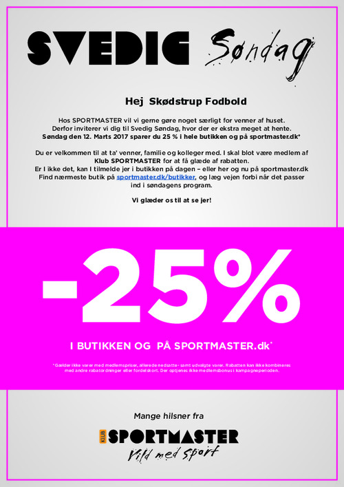 Svedig%20s%c3%b8ndag%20sportmaster%20med%20klub