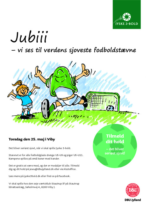 Plakat_3-bold_klubber_stautrup