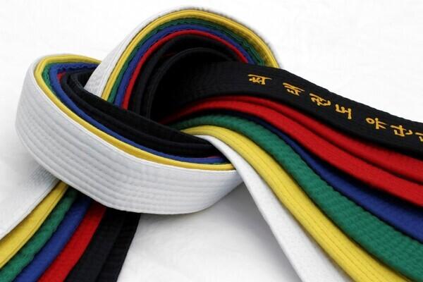 Taekwondo_baelter