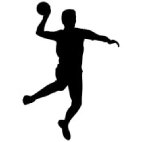 Haandboldspiller-silhuet-3
