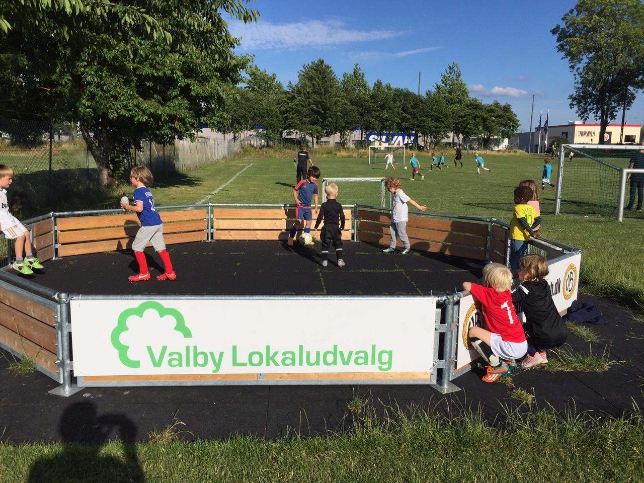 Valby Lokaludvalg Valby Boldklub