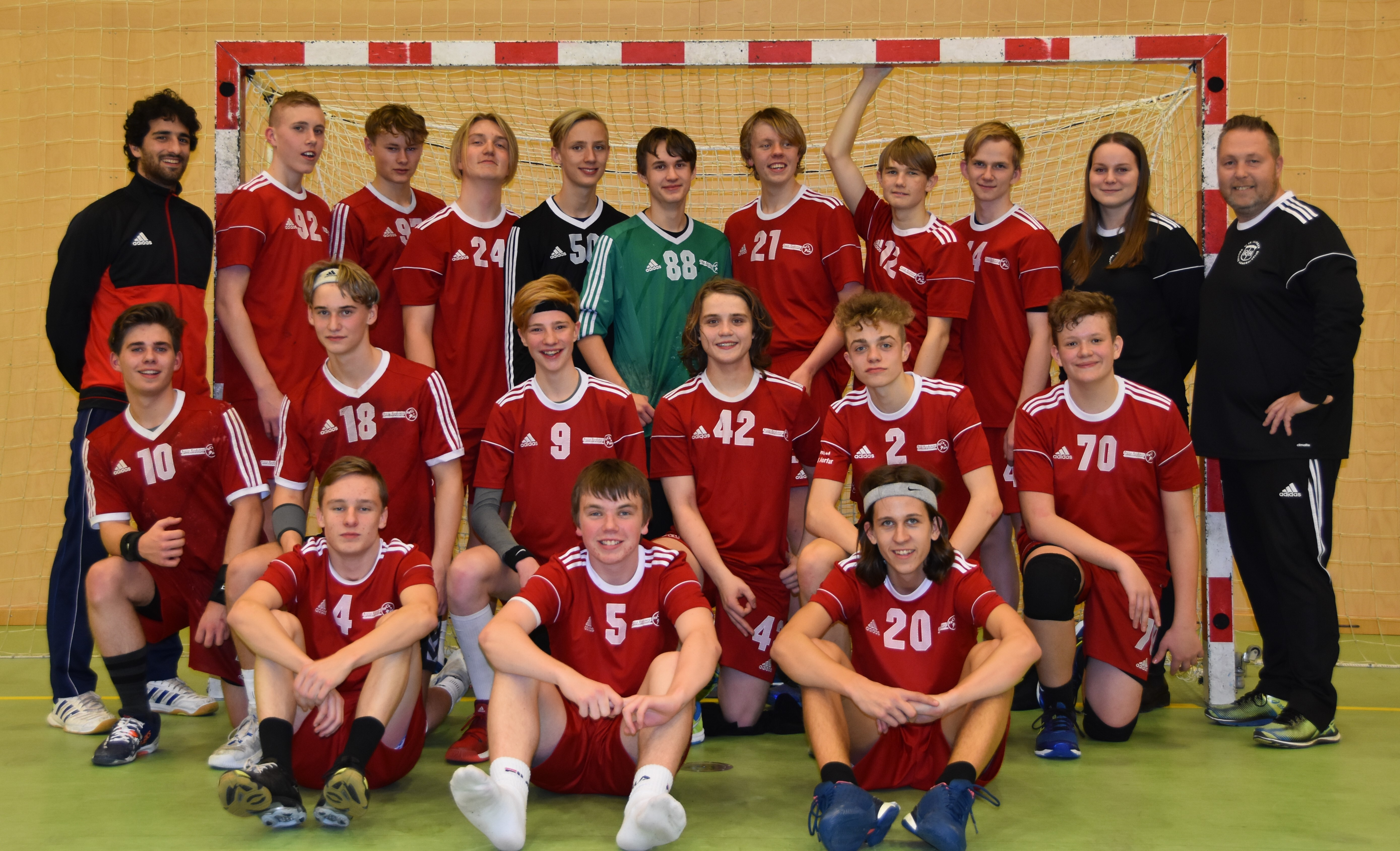 Freja/Rødovre U16 Drenge