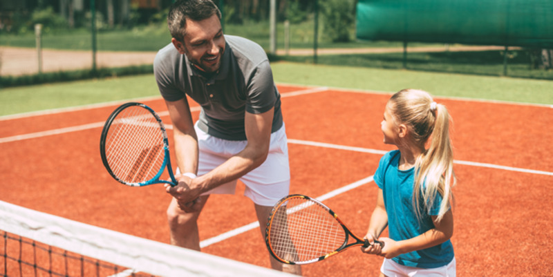 How much can you push your child into participating in sport?
