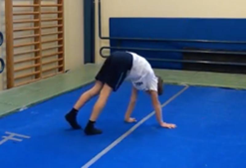 Beweglichkeitstraining für Beine