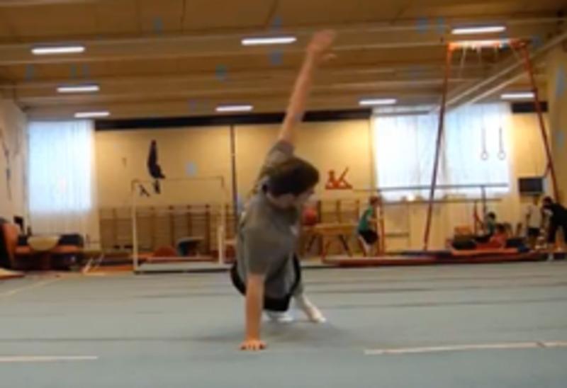 Armtræning