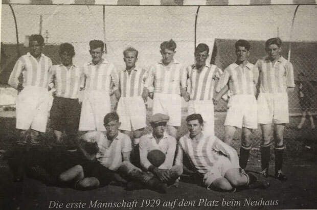 Fußballer von 1929