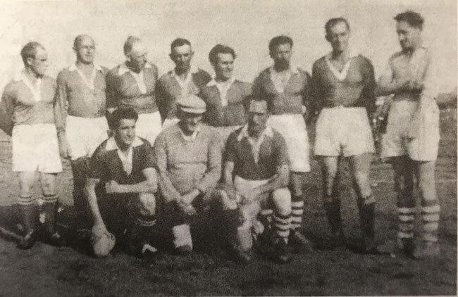 Fussballer Koenigsbrunn 1930