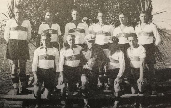 Fußballer TSV / FC Königsbrunn 1949
