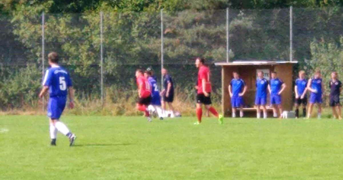 TSV Königsbrunn - FSV Inningen 15.08.2018