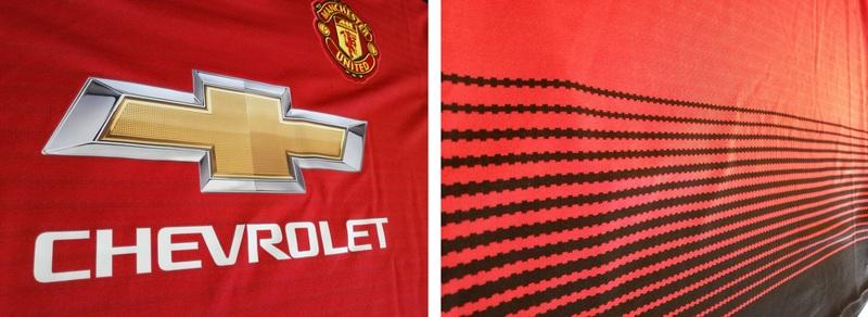 Manchester United Trikots 18/19
