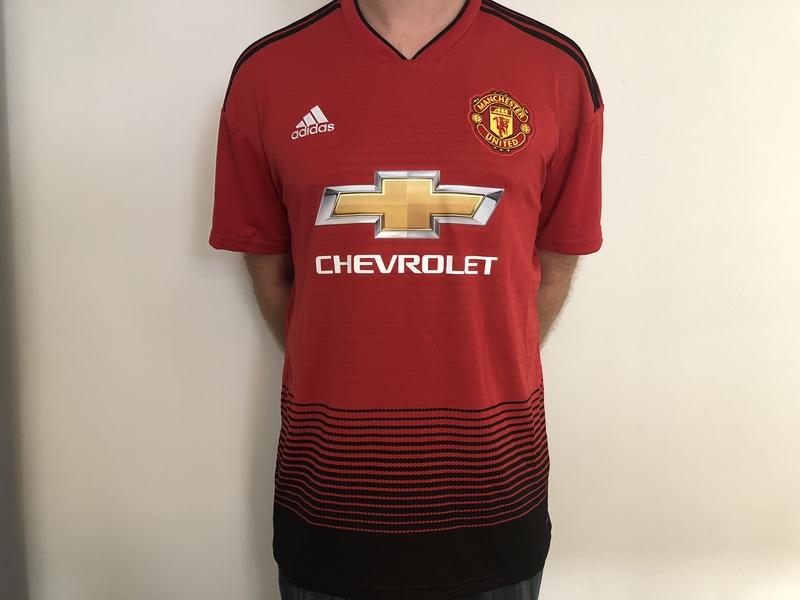 Manchester United Trikot 18/19