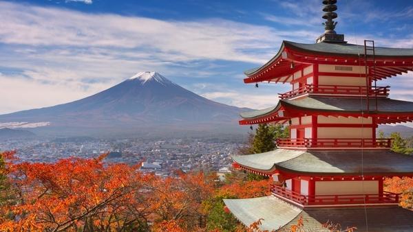 Mount-fuji-japan