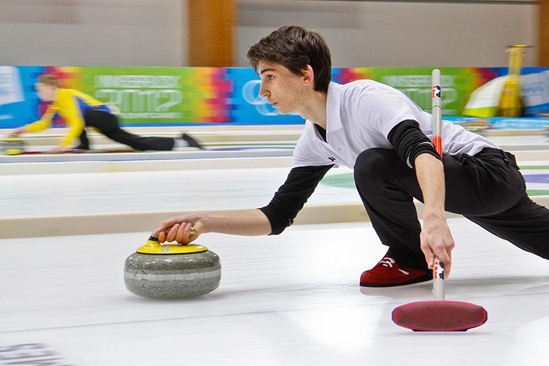 Regles curling
