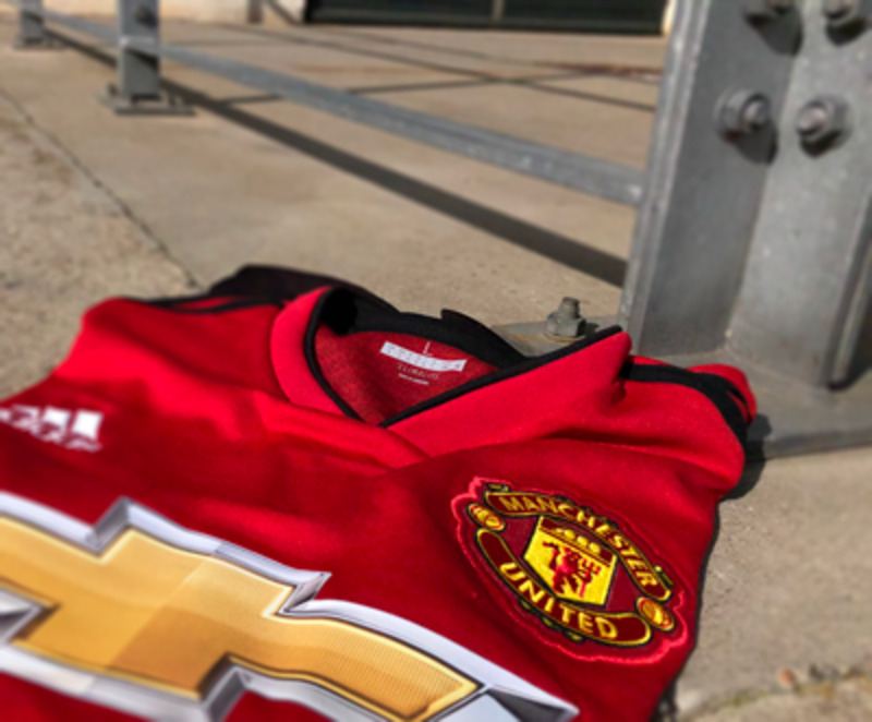 manchester united trøje