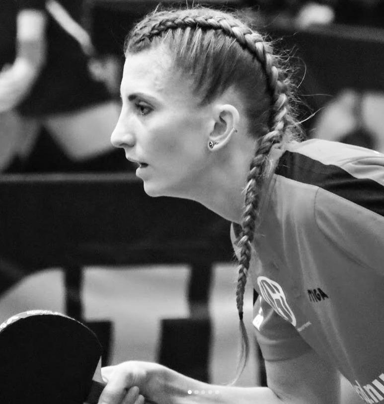 Mie Skov spillede igen Bordtennis for Hillerød, da hun deltog i ETTU Cup