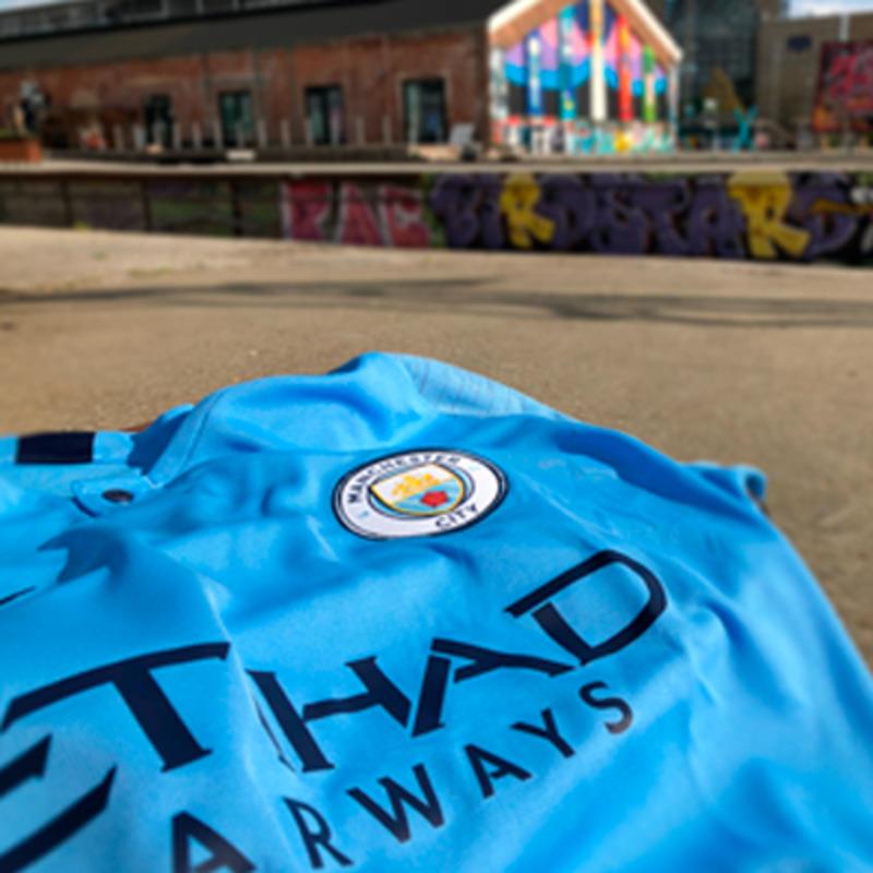 manchester city trøje