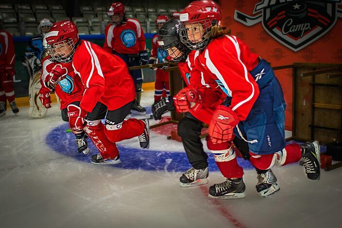 Ishockeycamp2019_start