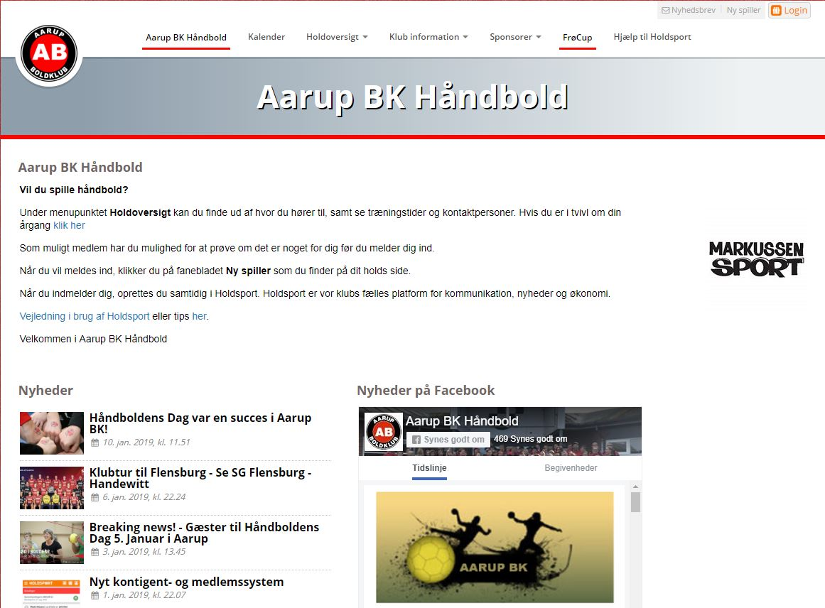 Aarup BK Håndbold
