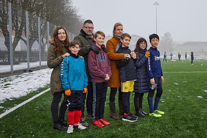 Fodboldforaeldre