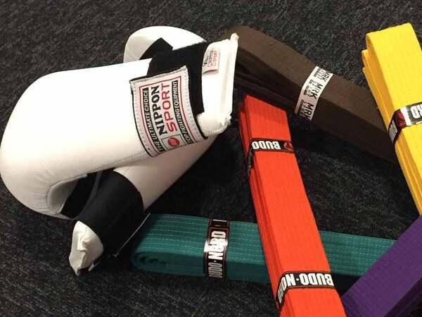 Karate-udstyr