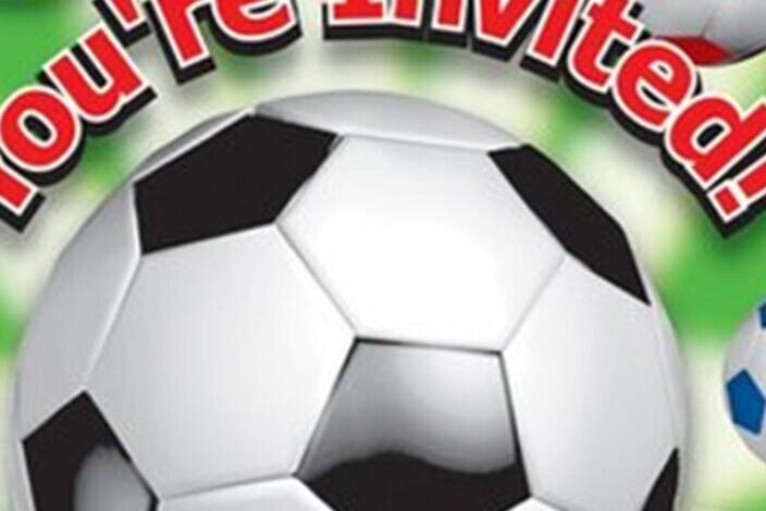 Fodbold-opstart