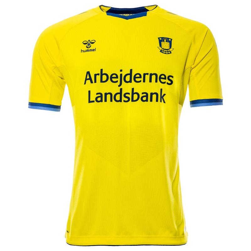 brøndby-trøje
