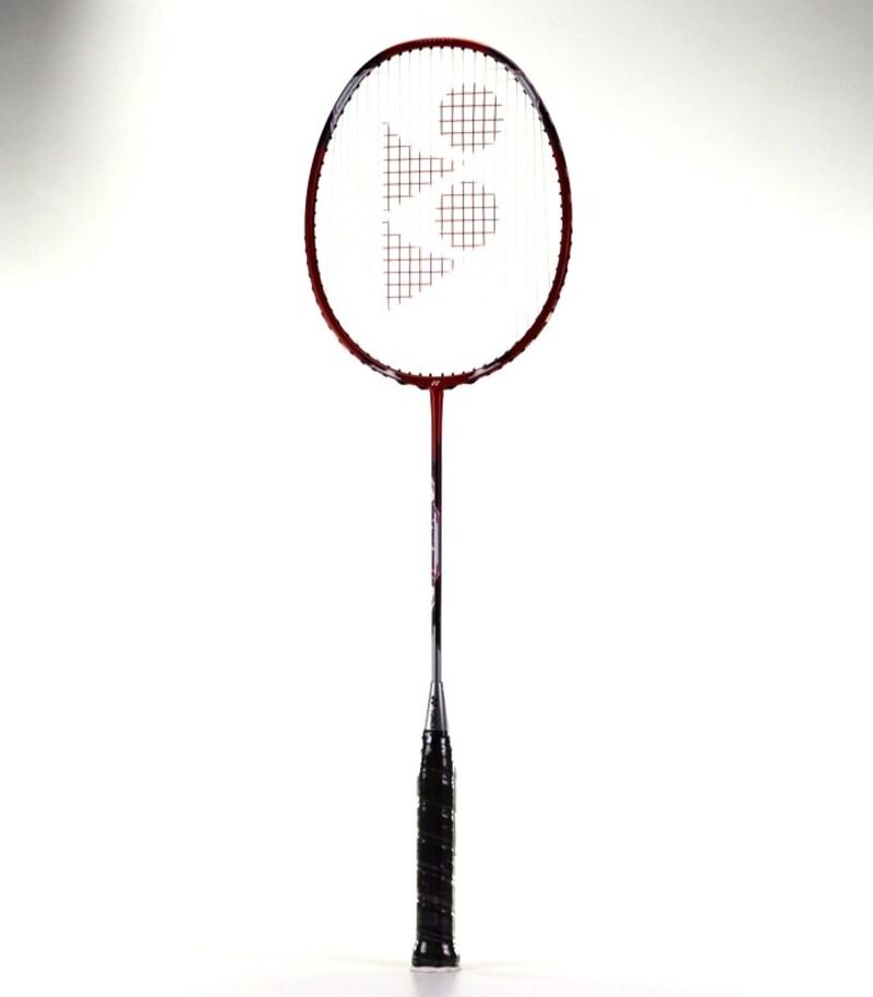 yonex badmintonketcher voltric