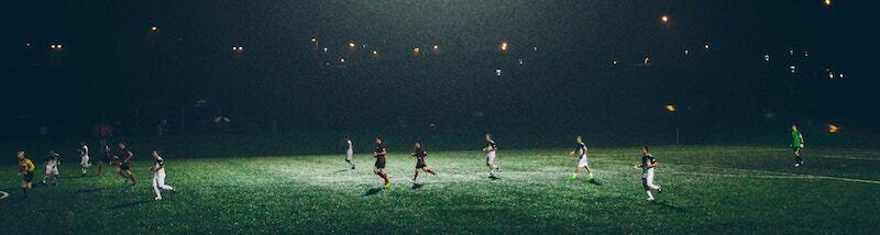 Aufstellung erstellen Fussball