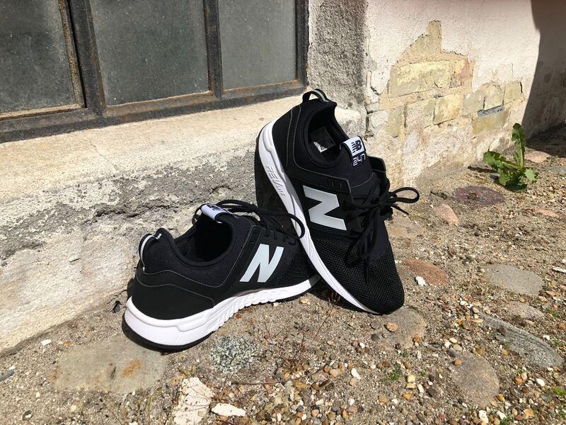 new balance sko