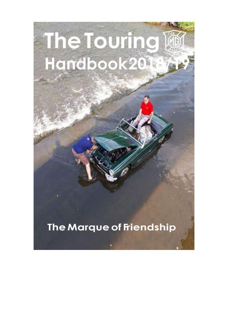 Touringhandbookforside