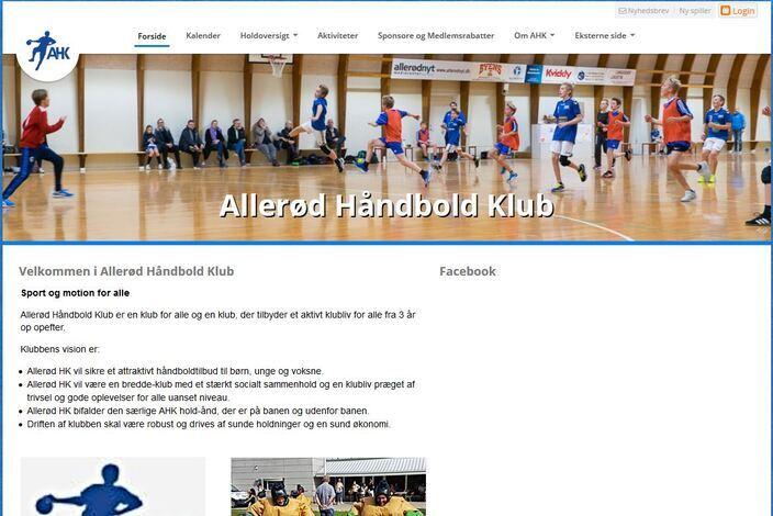 Ny-hjemmeside
