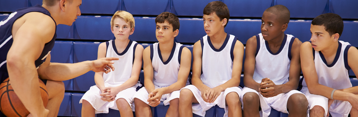Basketballhold_hvid