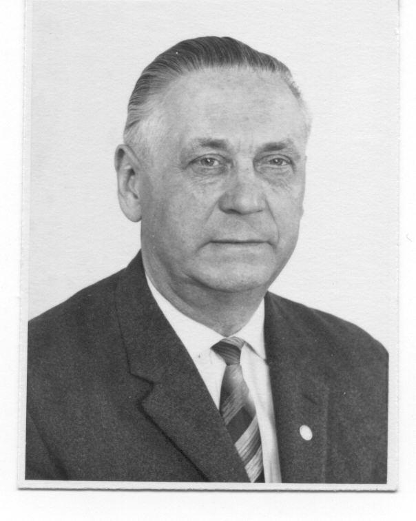 Friedel Lübbert