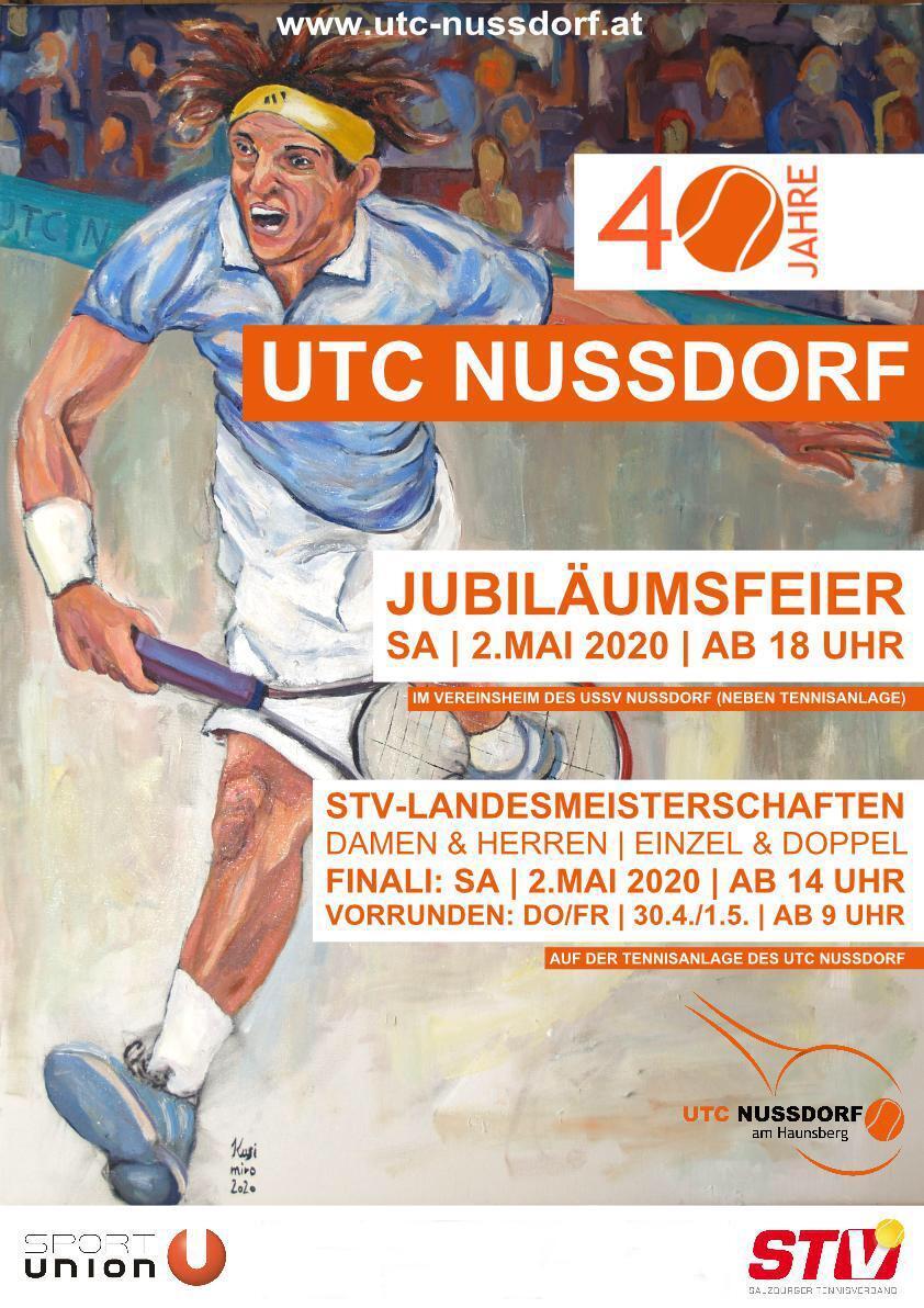 40 Jahre UTC Nußdorf