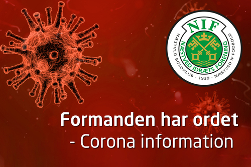 Coronainformation_formandenharordet