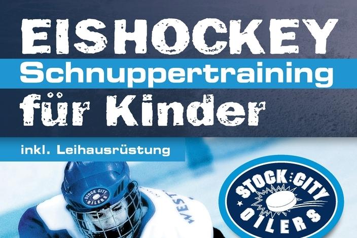 Schnupperhockey