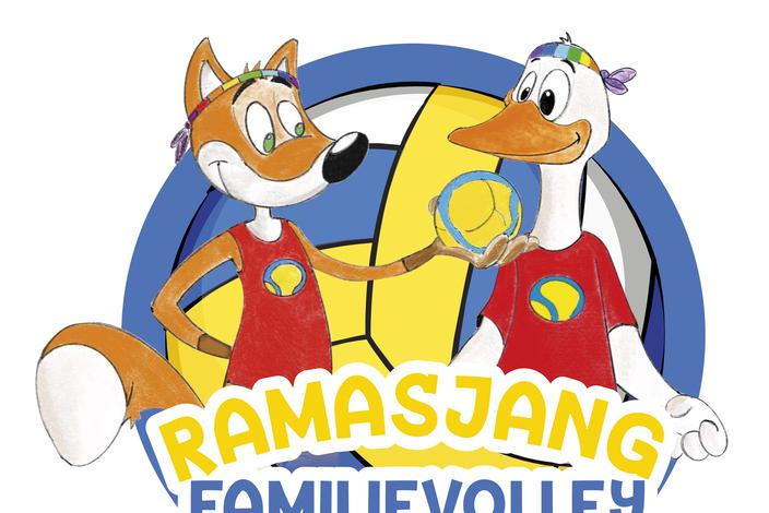Ramasjan_familievolley_logo