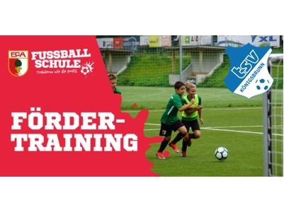 FCA Fußballschule - TSV Königsbrunn