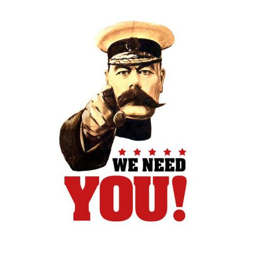 We-need-you