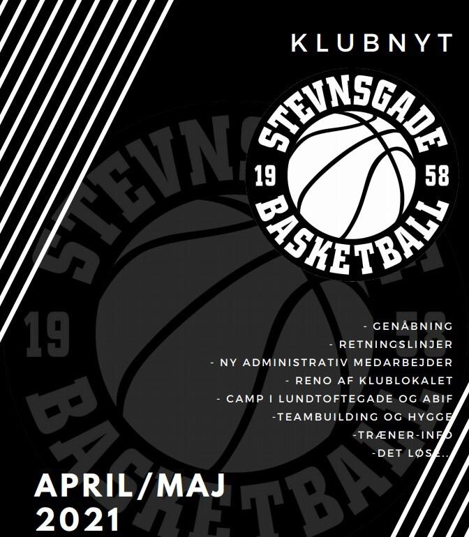 Klubnyt - april maj 2021