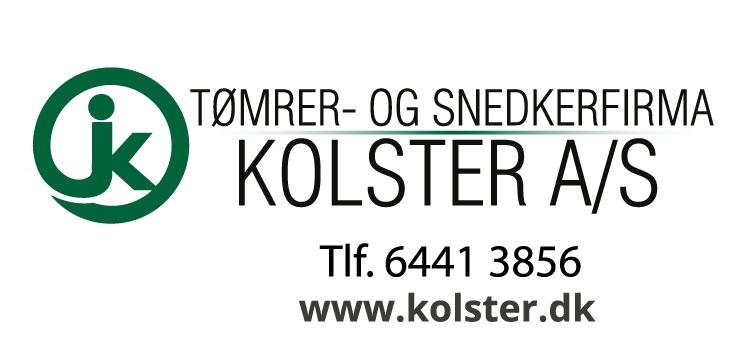 Tømrer- og Snedkerfirma KOLSTER A/S
