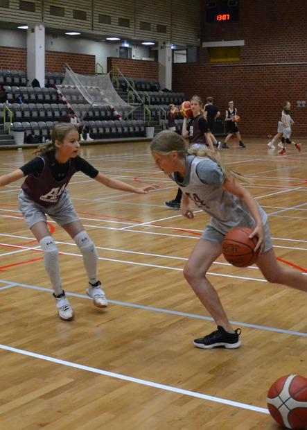 Basketskole 2021