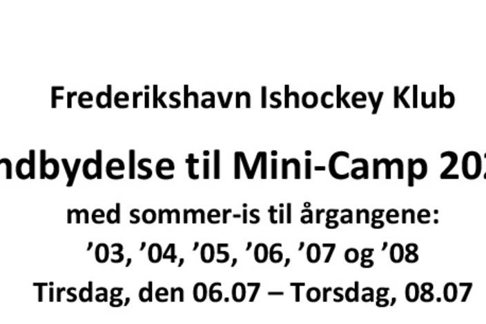 Mini-camp-2021