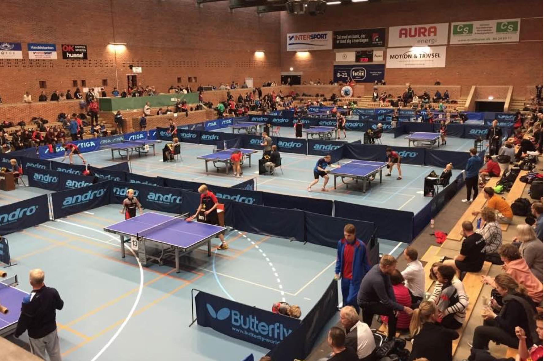 Aarhus Open Bordtennis 2019