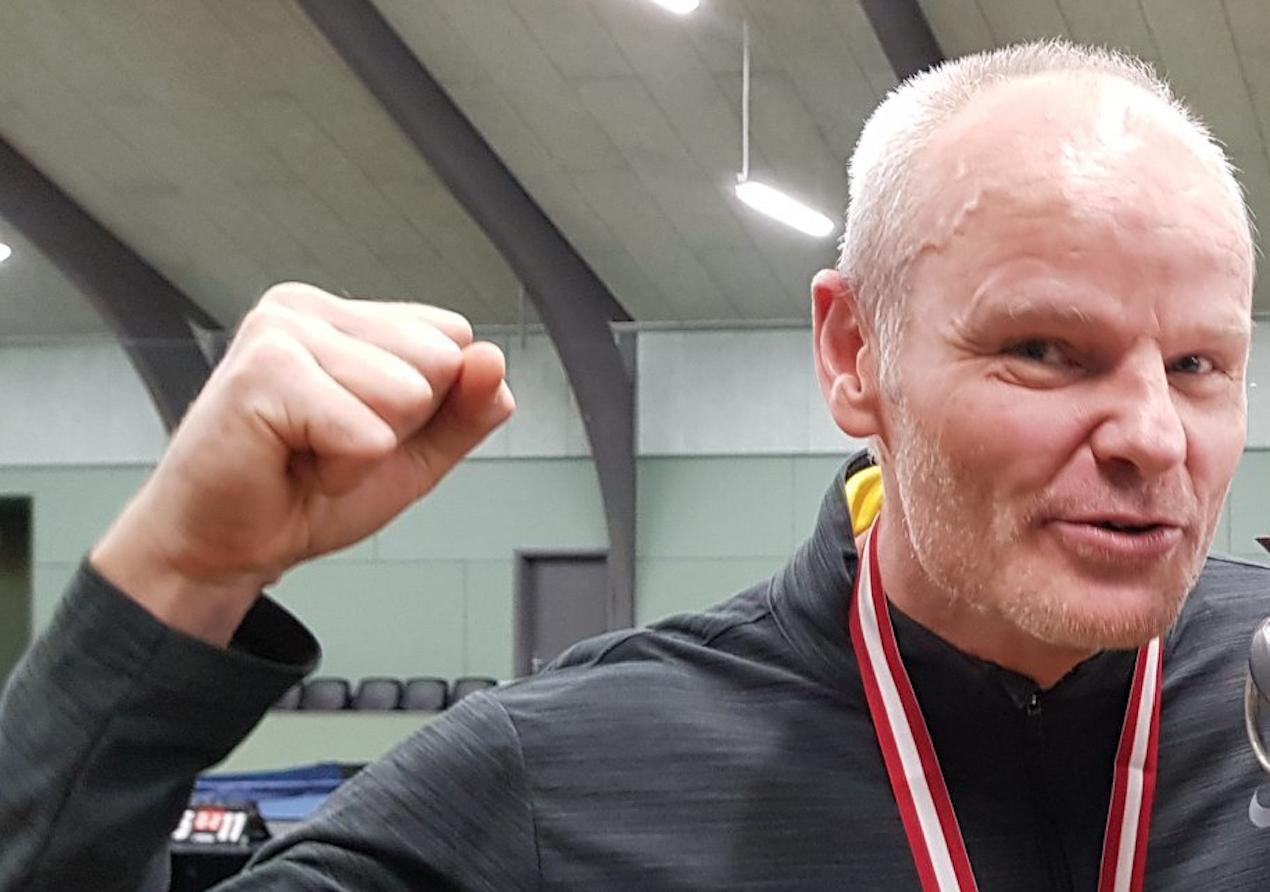 Anders Quistgaard-Leth HGI Hillerød Bordtennisklub
